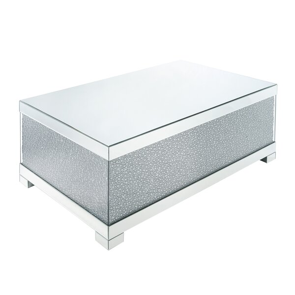 Huges Coffee Table by Everly Quinn Everly Quinn