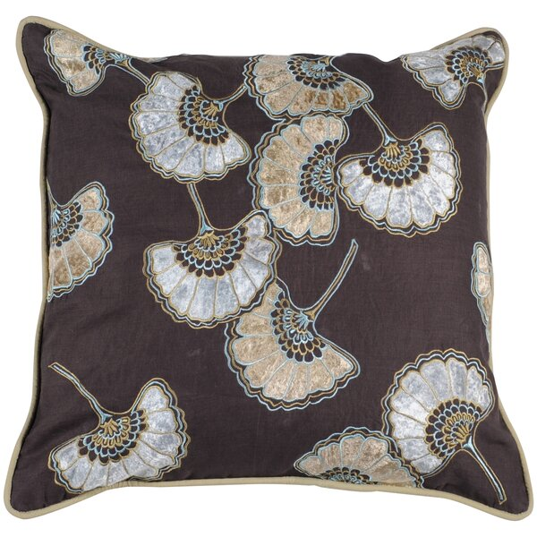 Dazzling Dandelion Throw Pillow by Surya