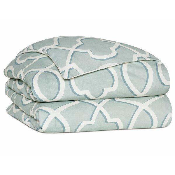Santorini Splash Single Duvet Cover