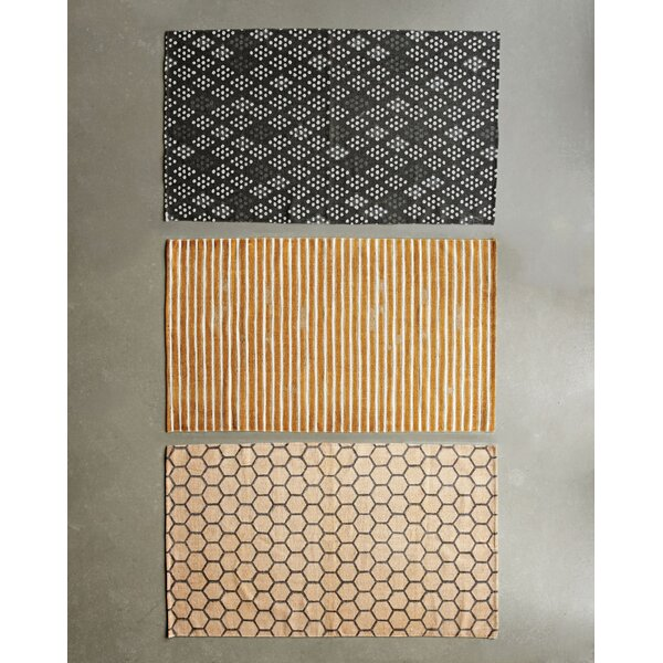Eckhart Area Rug (Set of 3) by Bungalow Rose
