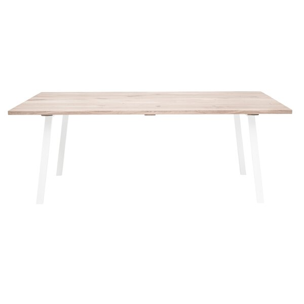 Adona Solid Wood Dining Table by Ivy Bronx Ivy Bronx