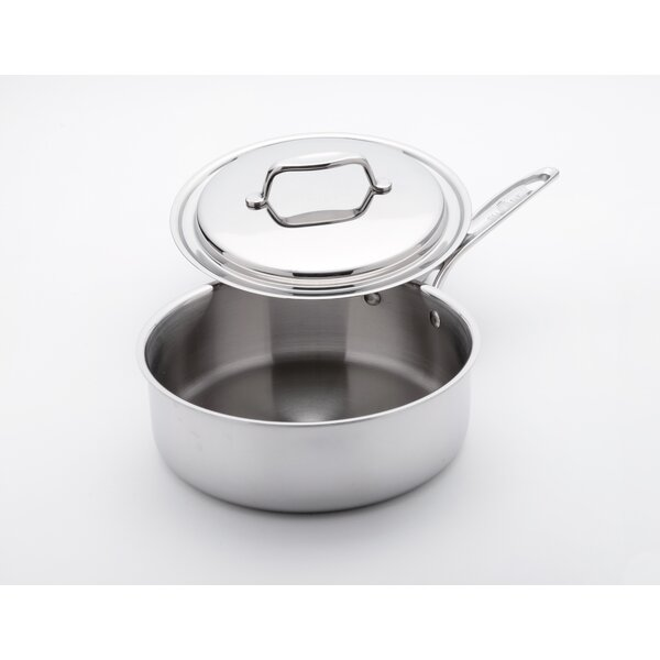 Sauce Pan with Lid by USA Pan