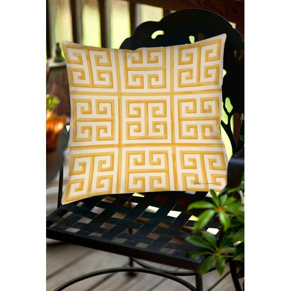 Kimura Outdoor Throw Pillow by Latitude Run
