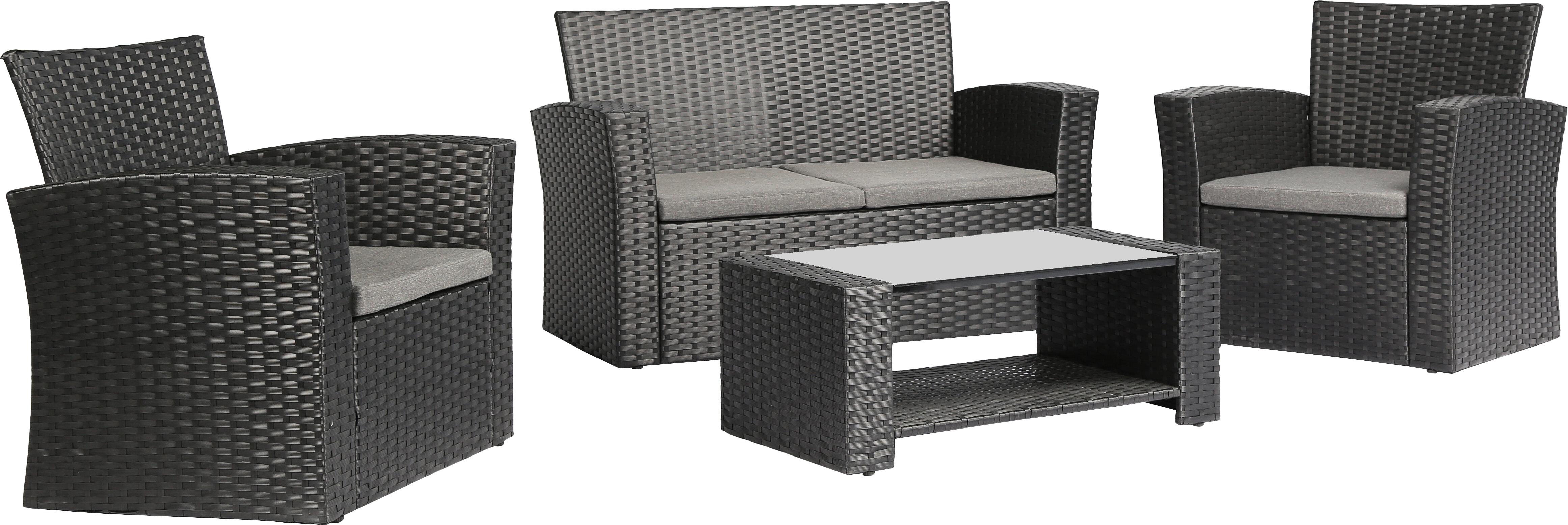 Charmain Sofa Set Sofa Seating Group with Cushions