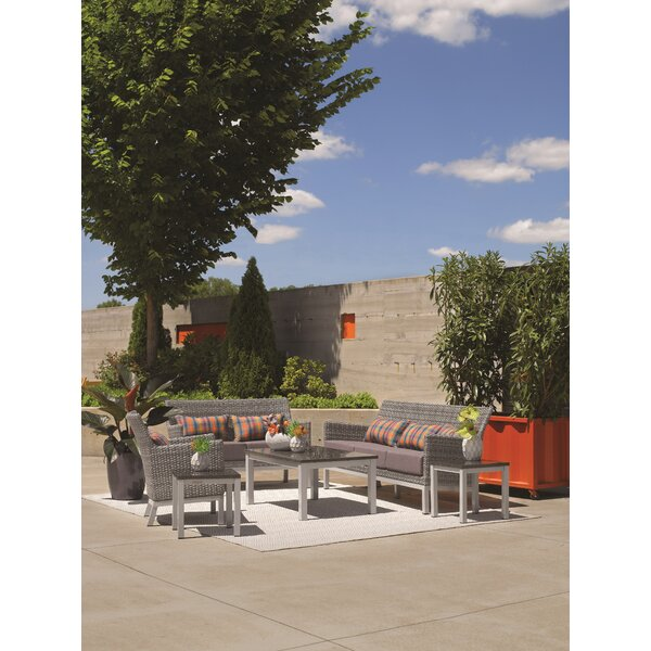 Caspian Natural Granite Coffee Table by Sol 72 Outdoor
