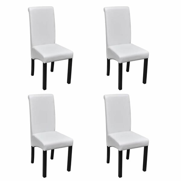 Baringer Upholstered Dining Chair (Set of 4) by Winston Porter