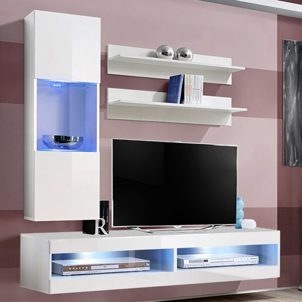 Lomas Floating Entertainment Center for TVs up to 70