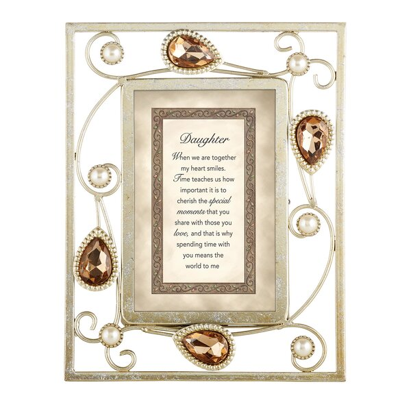Daughter Picture Frame by CB Gift