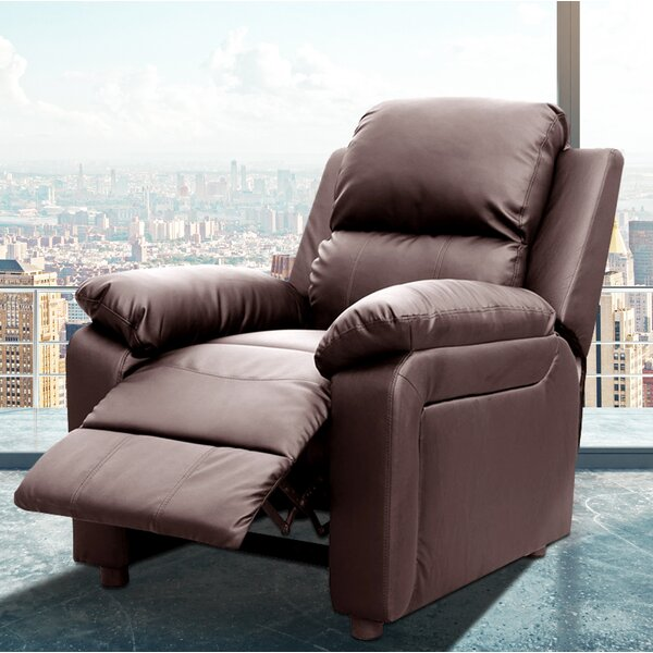 Montana Reclining Heated Massage Chair by PDAE Inc.