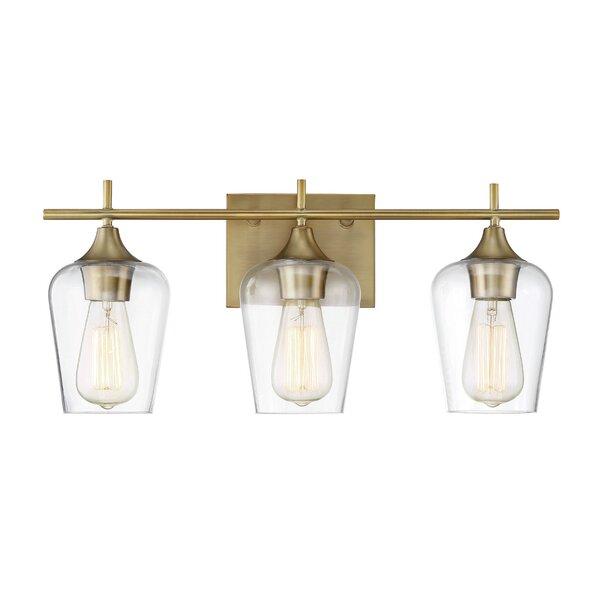 Staci 3-Light Vanity Light by Zipcode Design