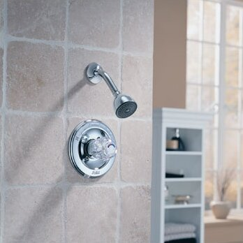 Other Core Diverter Shower Faucet with Knob Handle