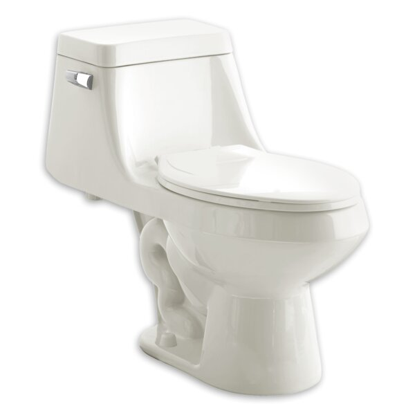 Evolution 1.6 GPF Elongated One-Piece Toilet by American Standard