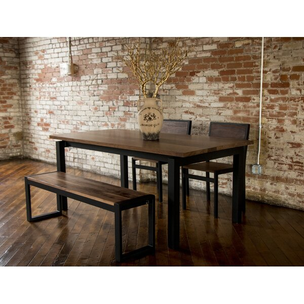 Gode 4 Piece Dining Set by Latitude Run