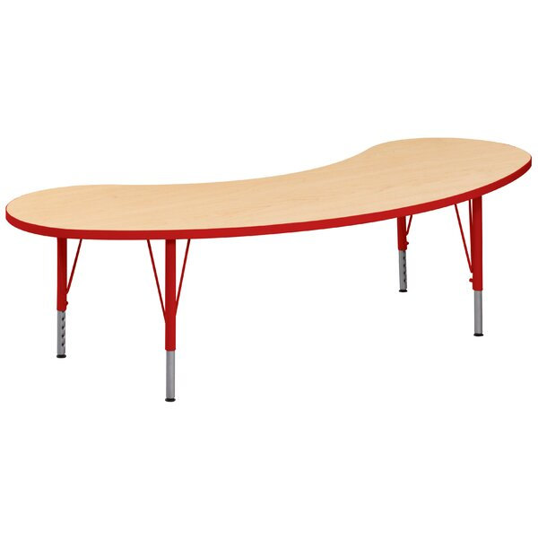 Play 72 x 24 Kidney Activity Table by TotMate