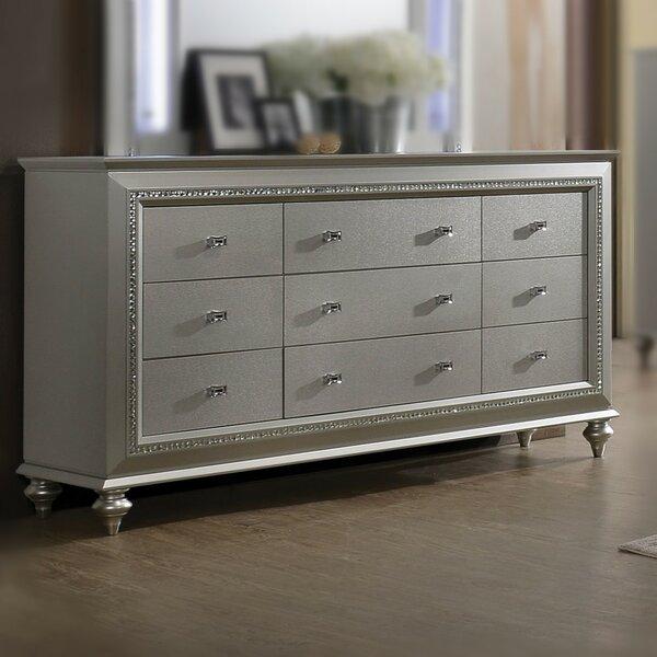 Samana 9 Drawer Dresser by Orren Ellis