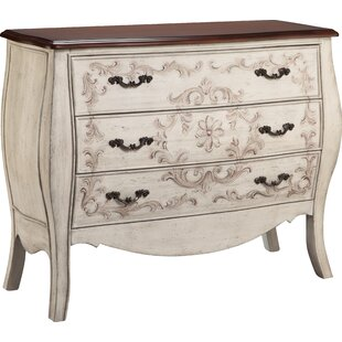 Josephina 3 Drawer Accent Chest