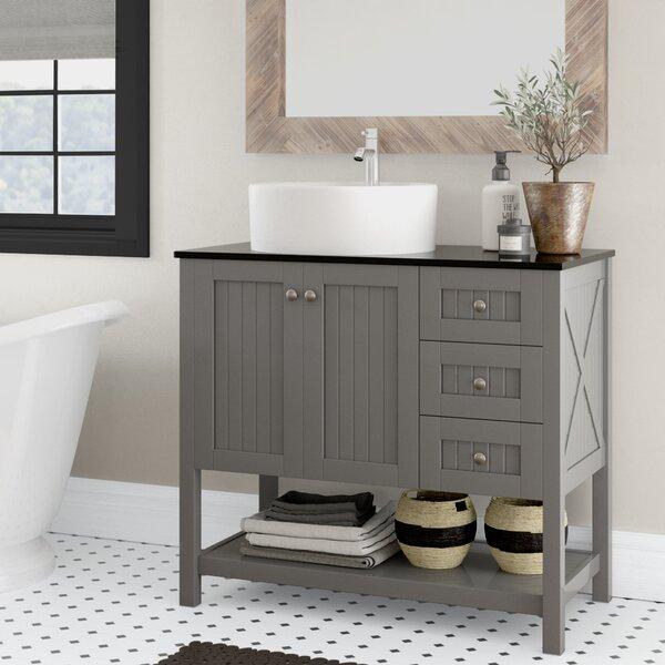 Nadel 36 Single Bathroom Vanity Set by Beachcrest
