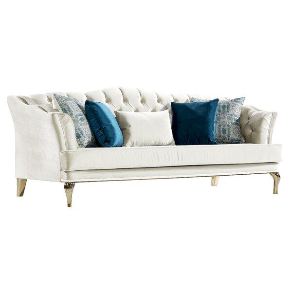 Patria Baby Face Sofa by House of Hampton