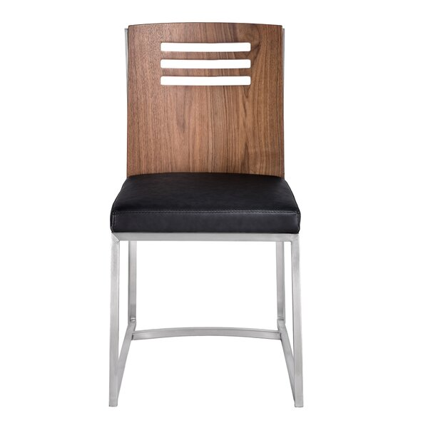 Bourque Upholstered Dining Chair by Orren Ellis