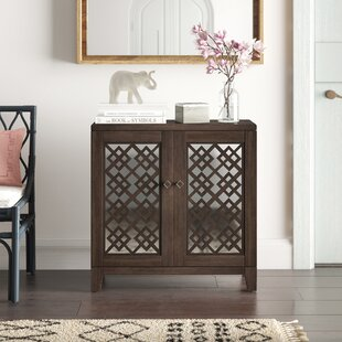Cloutier 2 Door Accent Cabinet
