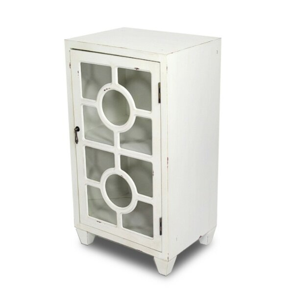Letchworth 1 Door Accent Cabinet by Highland Dunes