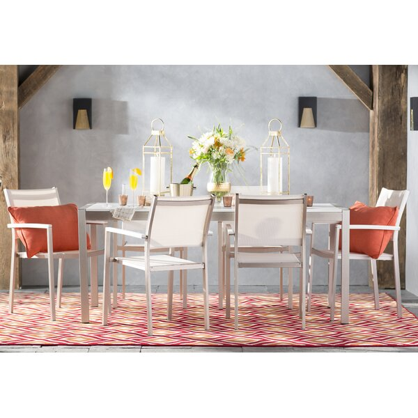 David 7 Piece Dining Set by Willa Arlo Interiors
