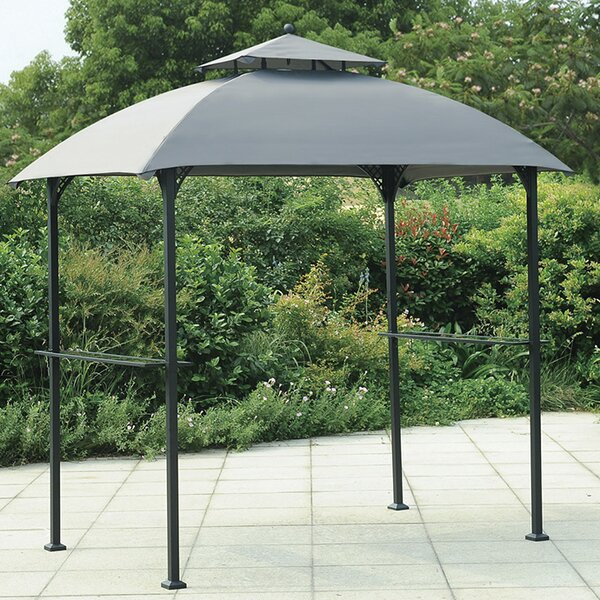 Replacement Canopy for Rio Grill Gazebo by Sunjoy