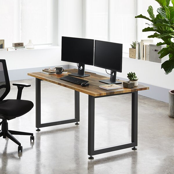 QuickPro Computer Desk by VARIDESK
