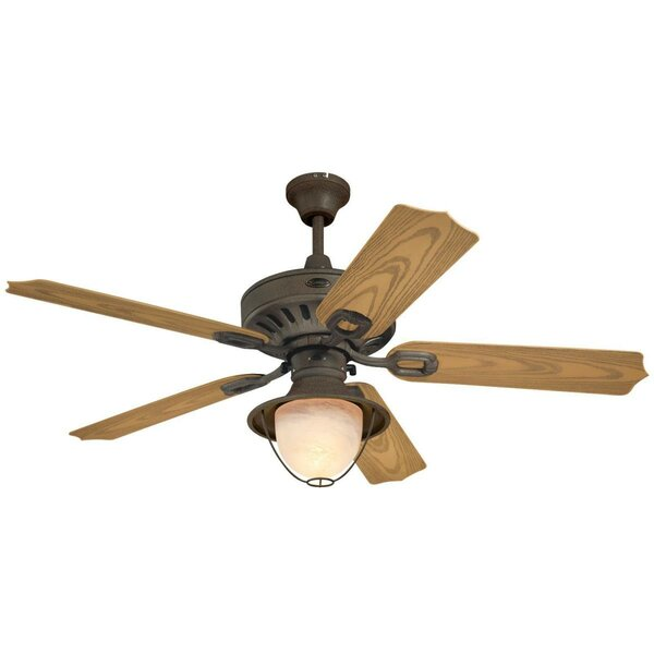 52 Urbana 5 Blade Outdoor Ceiling Fan by Latitude Run