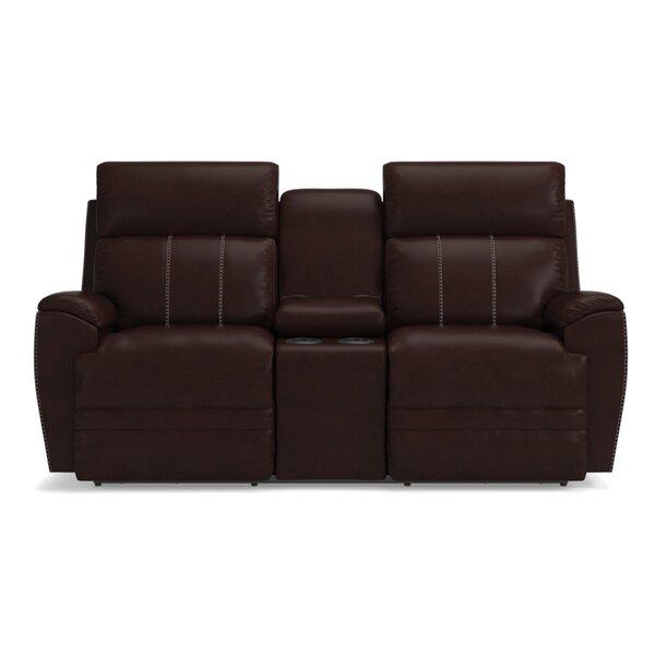 Talladega Reclining 77.5-inch Pillow Top Arm Sofa By La-Z-Boy