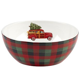 Esther 3.5-qt. Serving Bowl by The Holiday Aisle