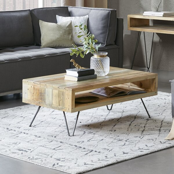 Stella End Table with Storage by Foundry Select