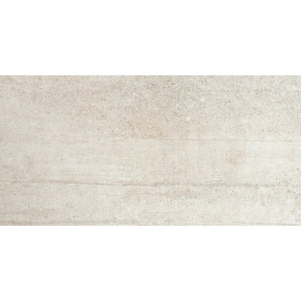 Formwork 12 x 24 Porcelain Field Tile in Link by Emser Tile