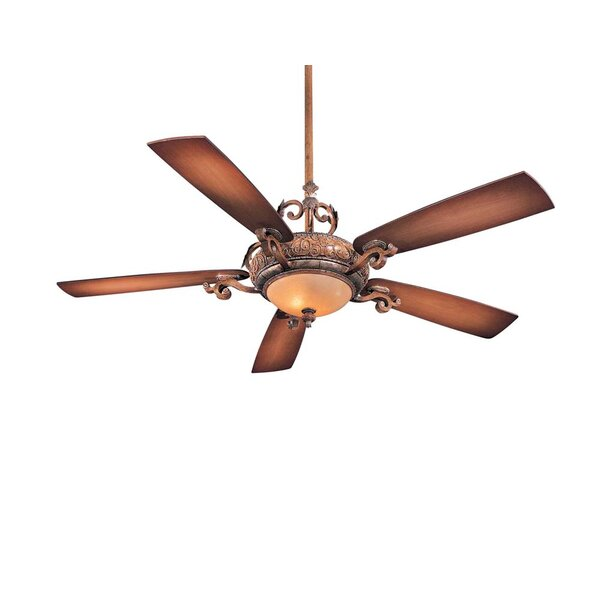 68 Great Room Napoli II 5 Blade LED Ceiling Fan by Minka Aire