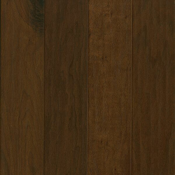 American Scrape 5-3/4 Engineered Walnut Hardwood Flooring in Buck Horn by Armstrong Flooring