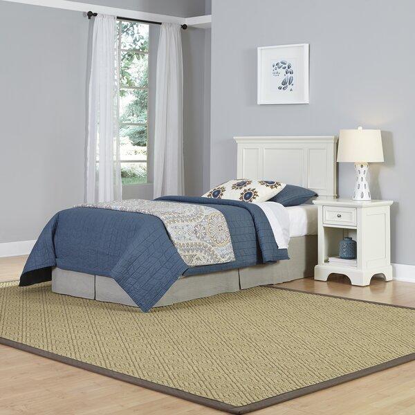 Parks Panel 2 Piece Bedroom Set by Birch Lane™