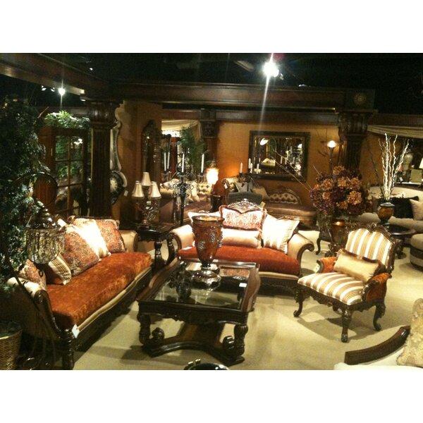 Ornella Configurable Living Room Set by Benetti's Italia