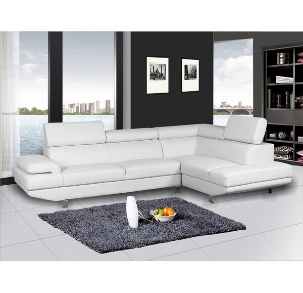 Helsel Excel Sectional by Orren Ellis
