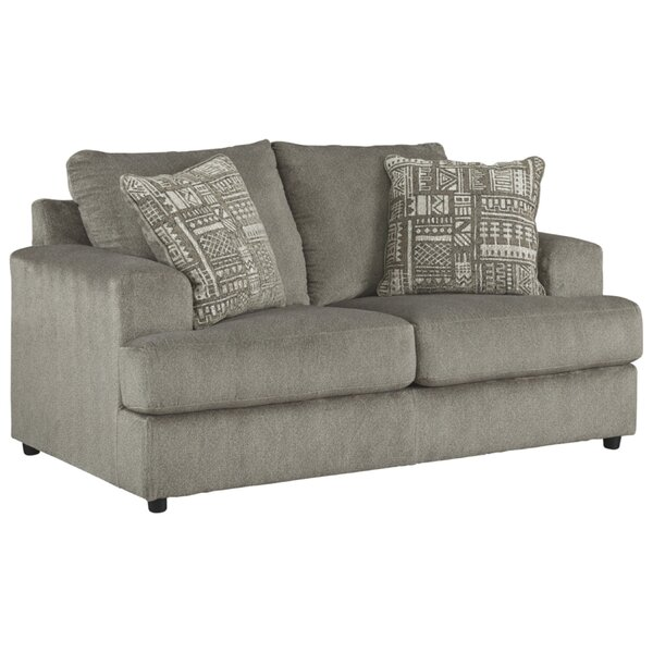 Jablonski Loveseat by Ebern Designs