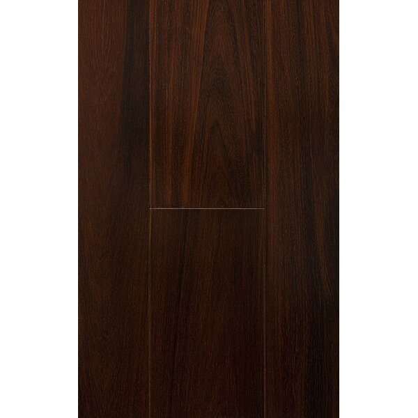 3 Solid Brazilian Walnut Hardwood Flooring in Brown by IndusParquet