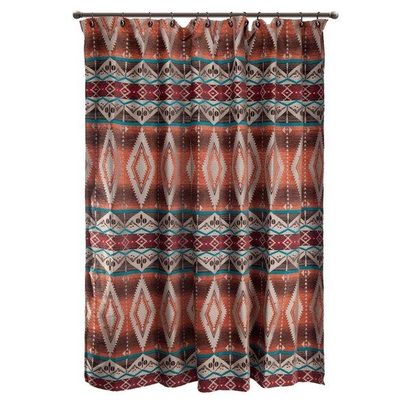 Alfaro Shower Curtain by Loon Peak