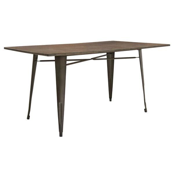 Panda Dining Table by Diamond Sofa