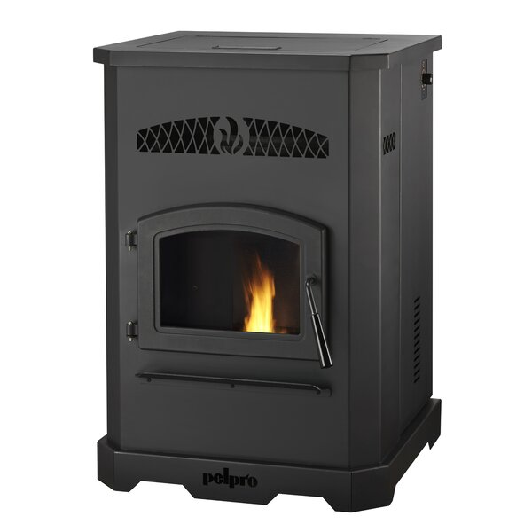 2,500 Sq. Ft. Pellet Stove By PelPro