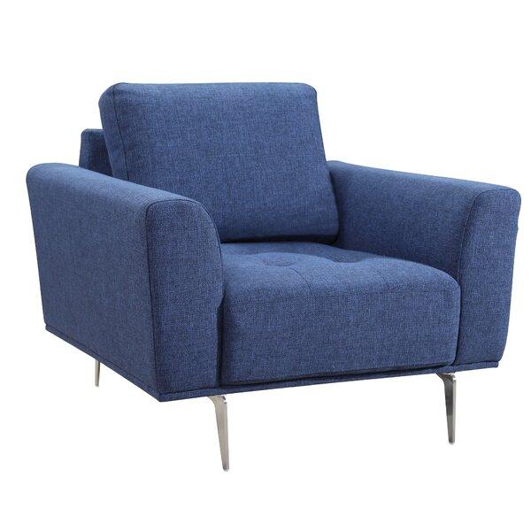 Doerun Chair and a Half by Orren Ellis