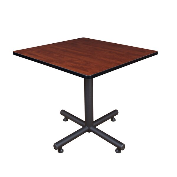 Marin 42 Square Breakroom Table by Symple Stuff