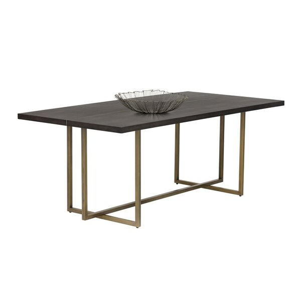 Mixt Jade Dining Table by Sunpan Modern