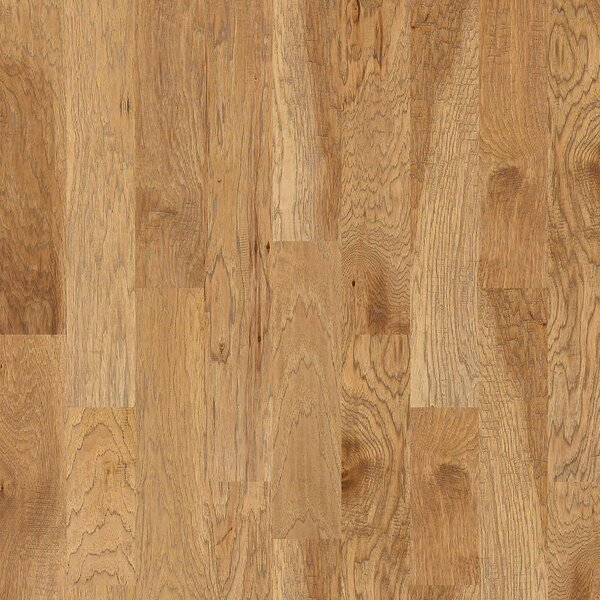 Greensboro 6 3/10 Engineered Hickory Hardwood Flooring in Glenridge by Shaw Floors