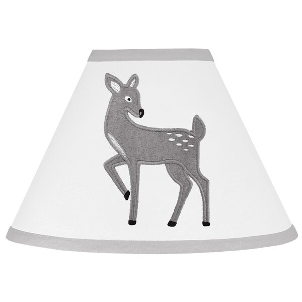 Forest Deer 10 Cotton Empire Lamp Shade by Sweet Jojo Designs