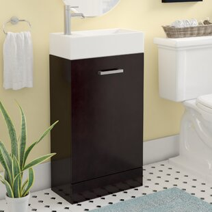 modern 18 inch bathroom vanities | allmodern 18 Inch Bathroom Vanity