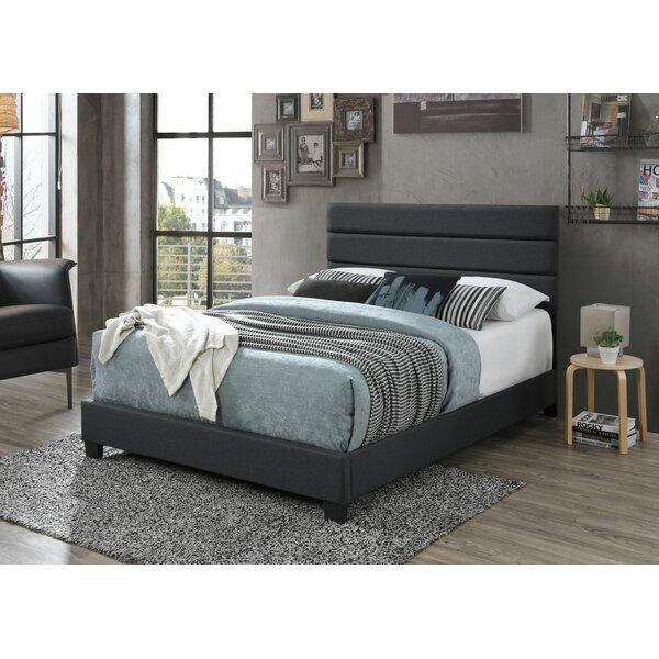 Kuzman Upholstered Standard Bed by Latitude Run